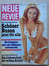 Neue Revue 9/1971, Marianne Koch, Peggy March, Ester Ofarim, Hildegard Knef