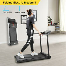 Folding Treadmill Electric Motorized Exercise 2.0 HP Running Machine Home Gym