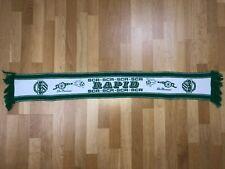 SK Rapid Wien Schal Scarf vintage SCR Dress Adidas Trikot N690