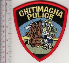 American Indian Tribe Police Louisiana Chitimacha Tribe PD Clarenton, LA