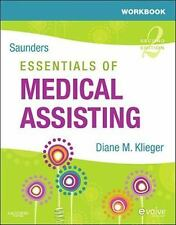 Workbook for Saunders Essentials of Medical Assisting, 2e by Klieger RN  MBA  C