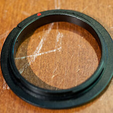 Canon EF (EOS) reversal Ring adapter 58mm