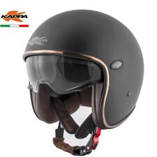 KAPPA CASCO JET KV29 BASIC NERO OPACO OLD KTM 200 RC 4T 2015-2016