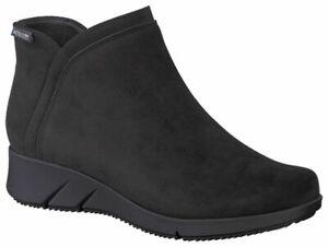 Ladies Casual Ankle Boot Mephisto Margaux Black UK Size 5 (EU Size 38)