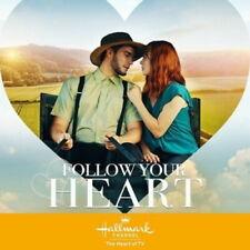 FOLLOW YOUR HEART DVD 2020 HALLMARK MOVIE (Disc Only)