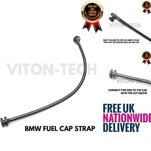 BMW Fuel Cap CORD 1 2 3 4 5 Series RETAINING Cord Strap TETHER  Z4 X1 X3 X5