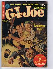 G. I. Joe #12 Ziff-Davis Pub 1952