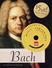 Bach: Everyman's Library-EMI Classics Music Companions (Everyman's Library. EMI