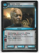 STAR TREK CCG 2ND EDITION: JAKE SISKO - TEMPORAL ANCHOR (FED) 2R122