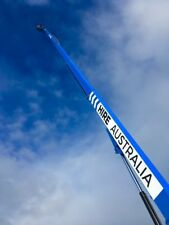 Boom Lift Hire. Genie SX180 Straight Boom