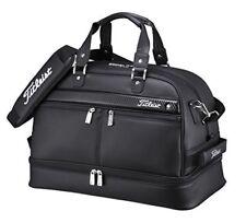 New! Titleist Unisex Ajbb67-Bk Black Boston Bag Ajbb67 Japan Model from Japan
