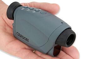 Carson  Aura NV - 150 Nachtsichtgerät 2x/4x digital Monokular inkl. Batterien
