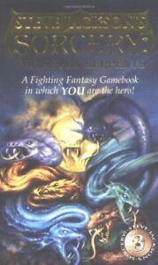 Sorcery! 3: The Seven Serpents (Fighting Fantasy ... by Jackson, Steve Paperback