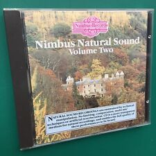 Nimbus NATURAL SOUND VOL.2 Classical CD Orchestral Concerto Chamber Ambisonic 84
