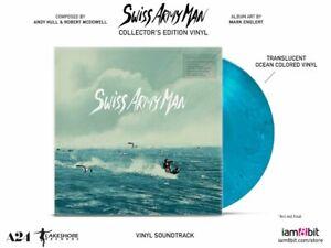 Andy Hull & Robert Mcdowell Swiss Armee Man (Verpackt Farbige Vinyl)