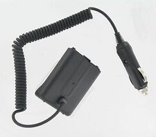 12VDC BATTERY ELIMINATOR FOR KENWOOD PB42 PB-42 TH-F6 TH-F6A TH-F7 TH-F7E RADIOS