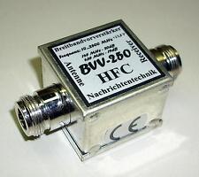 BVV-250 Breitbandvorverstärker 10...2500 MHz / N-Norm (5075)