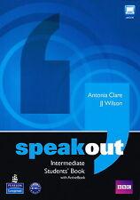 Longman SPEAKOUT Intermediate Students' Book with ActiveBook | Clare Wilson @NEW