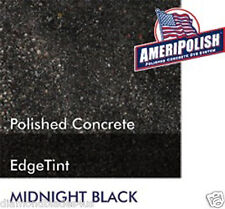 5 GL. Midnight Black CONCRETE COLOR DYE 4 CEMENT STAIN AMERIPOLISH Solvent based