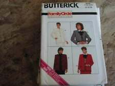 Uncut Vintage Butterick Sewing Pattern 12 14 16 Jacket 4036