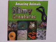 Amazing Animals Learning Book  - Slimy Creatures