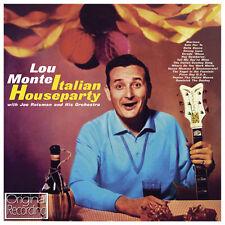 Lou Monte - Italian Houseparty CD