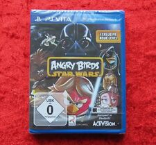 Angry Birds Star Wars, Sony PSVita Spiel PlayStation Vita Neu deutsche Version