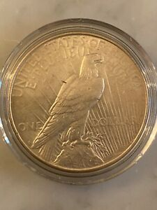 1934-D Denver Mint Silver Peace Dollar High Grade!