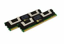 Kingston Technology 8 GB Ddr2 667 MHz Fully Buffered DIMM Memory Kit (2 X 4 Gb)