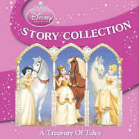 Disney Storybook Collection: Princess, Parragon Book Service Ltd, Very Good Book