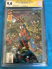 Spectacular Spider-Man Super Special #1 - Marvel - CGC SS 9.4 - 2x Signed
