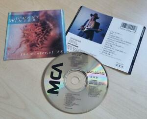 Johnny Winter - The Winter Of '88 (CD 1988) MCAD 42241