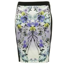 Guess by Marciano Lilac Floral Skirt