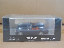 1/43 NEO  AC ACE  DARK BLUE  NEO 45008 LIMITED EDITION