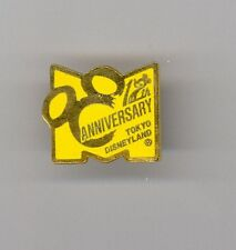 1995 Disney 12th Anniversary Tokyo Disneyland Mickey Mouse Icon Le Pin