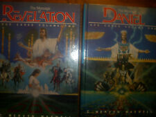 2 BOOKS THE MESSAGE OF DANIEL AND THE MESSAGE OF REVELATIONS