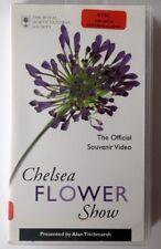 VHS Tape: Chelsea Flower Show 1996 Official Souvenier Video ~ 60 Minutes