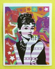 Audrey Hepburn Holly Golightly Breakfast at Tiffany's Laptop Phone Decal Sticker