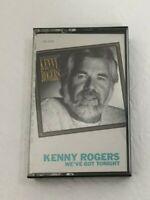 Kenny Rogers We've Got Tonight Cassette Tape L4N-10245