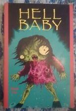 Hell Baby Hideshi Hino Horror Manga Blast Books (English)