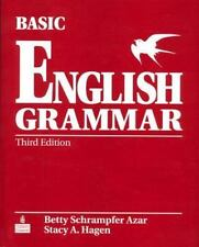 Azar Basic English Grammar Student Book w/Audio CD (without Answer Key) and