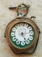Antique Ottoman Turkish pocket watch Constantinople Richard Kroecker