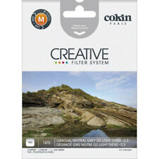 Cokin P 121L / P121L Gradual Neutral Grey G2 Ligth ND2 NDx2 (0.3) Filter - NEW