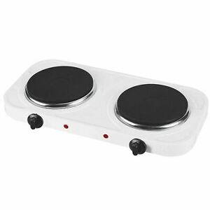 Electric Hob Single Double Ring Table Top Hot Plate Powerful Portable Cooker