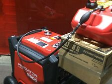 PREDATOR SUPER QUIET 9500 GENERATOR 6.5 GAL EXTENDED RUN MARINE FUEL SYSTEM