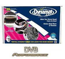 DYNAMAT Xtreme Bulk Sound Deadening Pack new BLACK 3 SHEET PACK