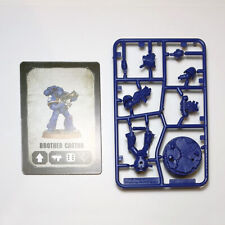 Space Marine Heroes BROTHER CASTOR New & On Sprue 40K
