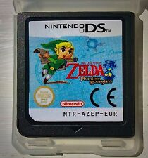 The Legend of Zelda Phantom Hourglass DS Nintendo NDS Lite DSi XL 3DS 2DS Spiel
