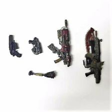 5pcs/set Gears Of War Weapons Arms accessories For figure boy kid toy Doll