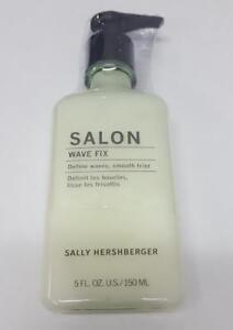 SALLY HERSHBERGER SALON WAVE FIX DEFINE WAVES,SMOOTH FRIZZ - 5 FL OZ